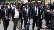 पाकिस्तान में वकीलों ने की देशव्यापी हड़ताल