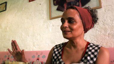 दिल्ली विश्वविद्यालय में भाषण को लेकर लेखिका अरुंधती रॉय के खिलाफ शिकायत दर्ज