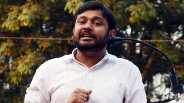 बिहार में कन्हैया कुमार की जनसभा में उछाली चप्पल, समर्थकों ने की पिटाई