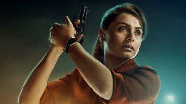 रानी मुखर्जी ने 'मर्दानी 2' को लेकर दिया बयान, कहा- फिल्म में मेरा किरदार महिला सशक्तीकरण को दर्शाता