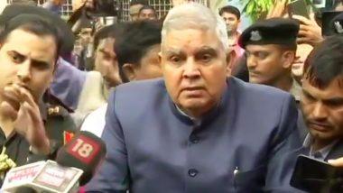 पश्चिम बंगाल में कानून व्यवस्था की स्थिति को लेकर राज्यपाल की केंद्र को मिली रिपोर्ट