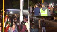 Unnao Rape Victim Death: दिल्ली में कैंडल मार्च निकाल रहे लोगों पर पुलिस ने वाटर कैनन का किया इस्तेमाल, देखें तस्वीरें