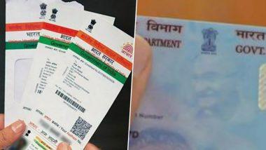 PAN-Aadhaar Link: क्या आपका पैन कार्ड आधार से जुड़ा? यहां करें चेक, सिर्फ एक दिन बाकी