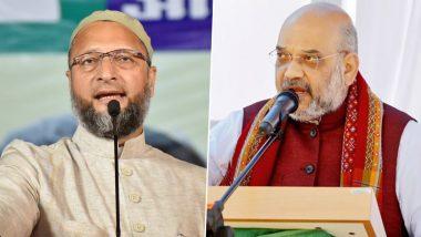 असदुद्दीन ओवैसी का गृहमंत्री अमित शाह पर तंज, कहा- देश को गुमराह क्यों कर रहे हैं, एनआरसी की ओर पहला कदम है NPR