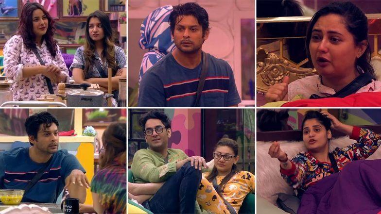 Bigg Boss 13 Day 78 Highlights: झगड़े के बाद रश्मि देसाई ने सिद्धार्थ शुक्ला की फिर खोली पोल, आरती सिंह को कहा- चीप