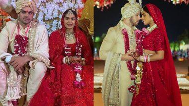 बबीता फोगाट ने शादी में पहना ऐसा लहंगा कि प्रियंका चोपड़ा से होने लगी तुलना