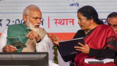Union Budget 2020: पीएम मोदी ने चौतरफा विकास वाले बजट के लिए निर्मला सीतारमण की तारीफ की, बोले 'इसमें विजन भी और एक्शन भी'