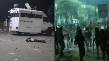 नागरिकता संशोधन कानून: AMU में स्टूडेंट्स और पुलिस के बीच झड़प, 60 छात्र घायल, विश्वविद्यालय 5 जनवरी तक के लिए बंद