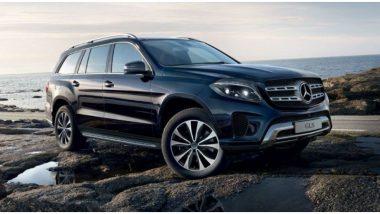 Mercedes-Benz: मर्सिडीज बेंज कंपनी ने भारतीय बाजार में उतारी एसयूवी GLC की नई लक्जरी कार,  कीमत 52.56 लाख रुपये से शुरू