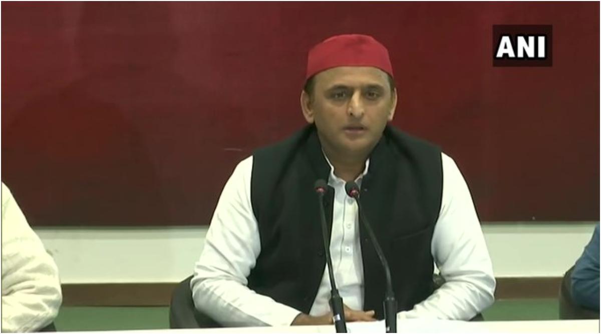 अखिलेश यादव ने कहा- सीएए का विरोध करने वालों पर सरकार ने कराया हमला
