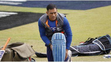 धोनी ने बिना किसी परेशानी के बल्लेबाजी की: झारखंड कोच