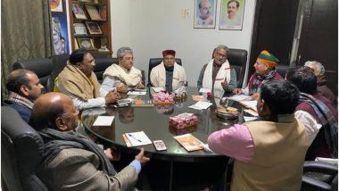 आरएसएस ने बीजेपी को दिया सुझाव, कहा- CAA को लेकर दलितों के बीच जाएं नेता