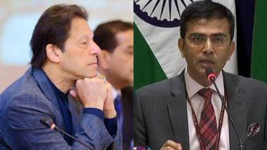 भारत ने की पाकिस्तान के PM इमरान खान द्वारा जेनेवा दिए गए बयान की निंदा की, कहा- बहुपक्षीय मंच पर लिया झूठ का सहारा
