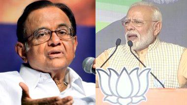 पूर्व वित्त मंत्री पी. चिदंबरम ने CAA को लेकर पीएम नरेंद्र मोदी पर साधा निशाना, कहा- इस तरह की चुनौतियों का क्या मतलब?