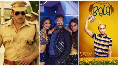 Year Ender 2019:आयुष्मान खुराना की फिल्म 'बाला' से लेकर अजय देवगन की 'दे दे प्यार दे' तक, इन 5 कैमियो रोल्स ने जीता फैंस का दिल