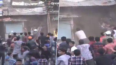 CAA Protest: अहमदाबाद में नागरिकता कानून के विरोध में हिंसा की दो घटनाएं, पुलिसकर्मियों पर पथराव, 50 लोग को किया गया गिरफ्तार