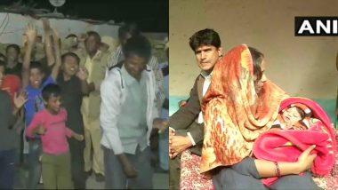 नागरिकता संशोधन बिल पास होने पर पाकिस्तानी हिंदू शरणार्थियों में खुशी की लहर, महिला ने अपनी नवजात बेटी का नाम रखा नागरिकता