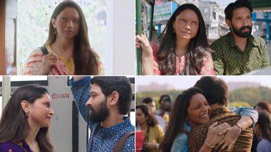 फिल्म छपाक के नए गाने नोक झोक में दीपिका पादुकोण और विक्रांत मेसी के बीच दिखी प्यारी केमिस्ट्री