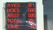 नागरिकता संशोधन बिल 2019 लोकसभा से पास, पक्ष में पड़े 311 वोट, विपक्ष में 80