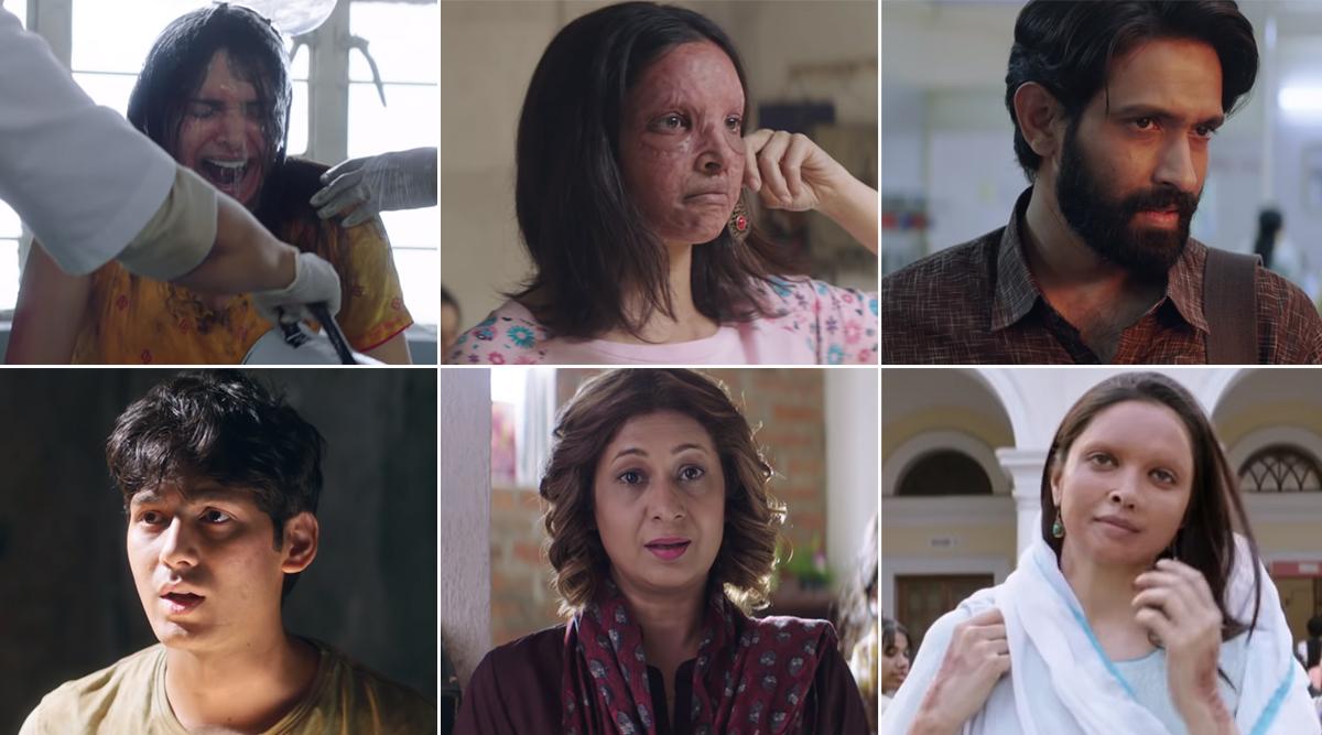 Chhapaak Trailer: दीपिका पादुकोण की फिल्म छपाक का दिल छू लेने वाला ट्रेलर आया सामने, देखकर निशब्द हो जाएंगे आप