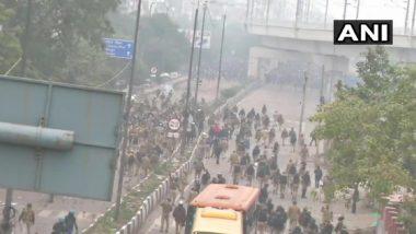 नागरिकता संशोधित कानून: JMI के विरोध प्रदर्शन के कारण ओखला अंडरपास और मथुरा रोड का एक हिस्सा बंद