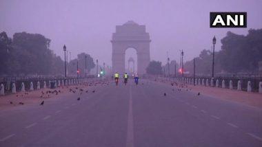 Delhi Air Pollution: दिल्ली के इंडिया गेट के आसपास 'बहुत खराब' श्रेणी में प्रदूषण का स्तर, AQI 367 किया गया दर्ज