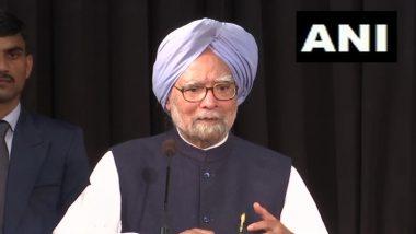 पूर्व पीएम मनमोहन सिंह के वीडियो को लेकर कांग्रेस ने साधा बीजेपी पर निशाना, कहा- आज की स्थिति से तुलना करना अनुचित