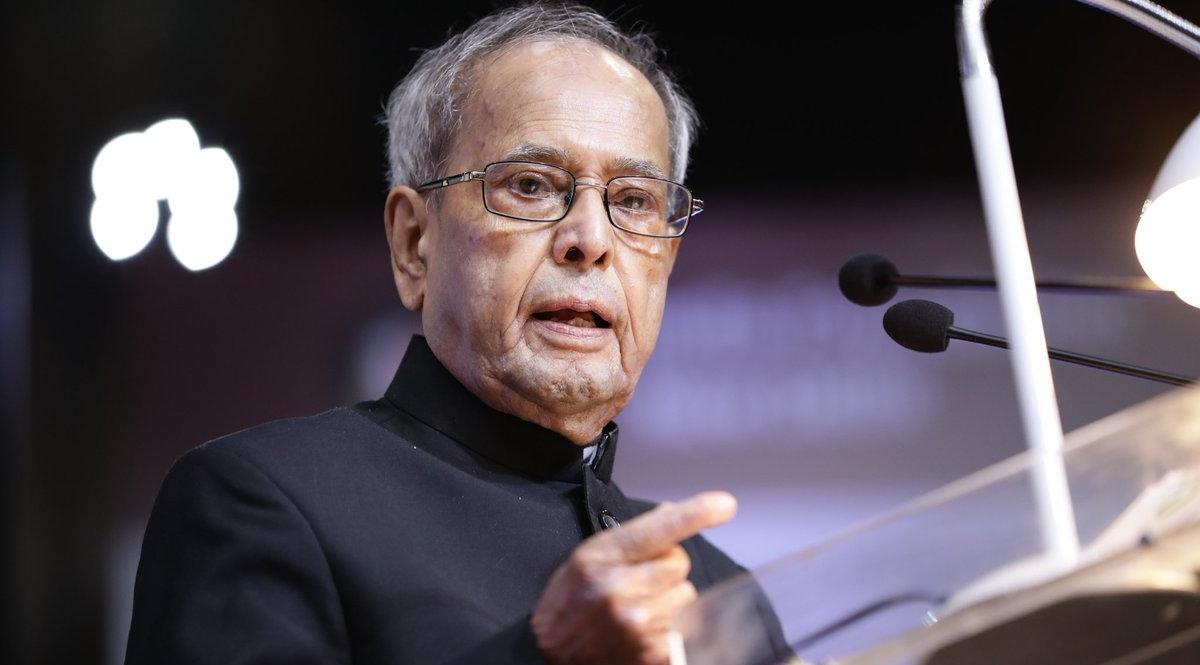 पूर्व राष्ट्रपति प्रणब मुखर्जी ने कहा- महात्मा गांधी ने धर्म के आधार पर देश का विभाजन कभी नहीं स्वीकारा