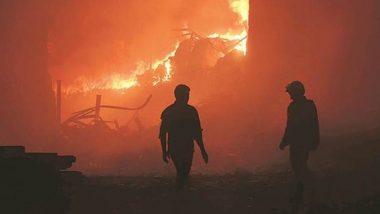 Fire Breakout in Kolkata: कोलकाता की पांच मंजिला इमारत में लगी आग, 12 वर्षीय बच्चे सहित दो लोगों की मौत