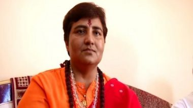 BJP सांसद प्रज्ञा सिंह ठाकुर स्पाइस जेट की 'खराब मेजबानी' पर हुईं नाराज, आवंटित सीट नहीं दिए जानें पर दर्ज कराई शिकायत