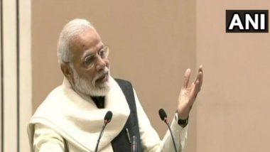 PM नरेंद्र मोदी ने पूर्व प्रधानमंत्री अटल बिहारी वाजपेयी की 95वीं जयंती के अवसर पर की 'अटल भूजल योजना' की शुरूआत