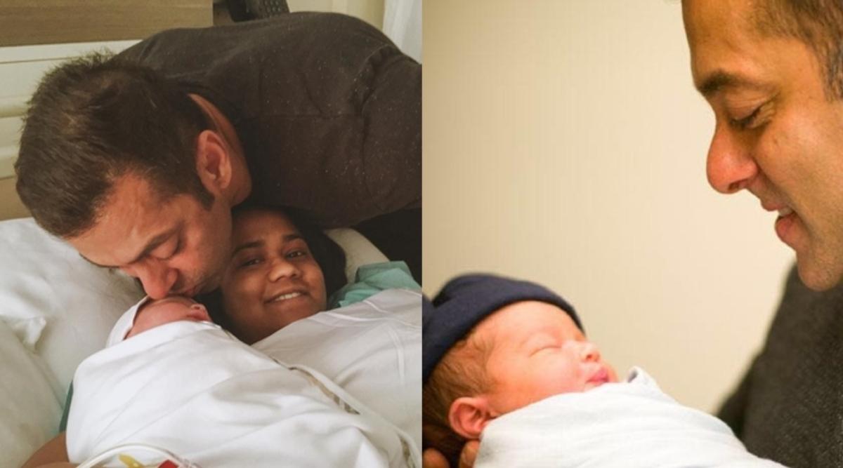 सलमान खान ने भांजी को बताया अपने जन्मदिन का बेस्ट गिफ्ट, ट्विटर पर लिखा भावनात्मक पोस्ट