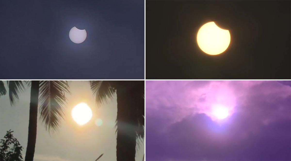 Solar Eclipse 2019: आज साल का आखिरी सूर्य ग्रहण शुरू, देखें आप भी अद्भुत तस्वीरें