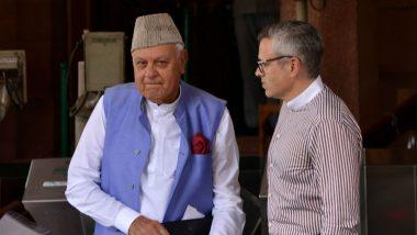 जम्मू-कश्मीर: फारूक अब्दुल्ला को लेकर बड़ी खबर, पीएसए के तहत हिरासत तीन महीने बढ़ी