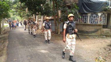 छत्तीसगढ़: नारायणपुर में ITBP जवानों के बीच गोलीबारी, 6 की मौत