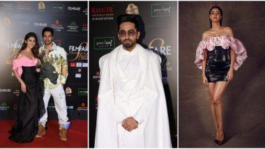 Filmfare Glamour and Style Awards 2019: वरुण धवन, आलिया भट्ट, अनन्या पांडे सहित कई सितारों ने अपने स्टाइलिश अवतार से रेड कारपेट पर दिखाया जलवा