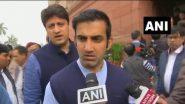 Gautam Gambhir Slams Pakistan: गौतम गंभीर ने पाकिस्तान को दिया करारा जवान, कहा-क्रिकेट बहुत छोटी चीज, हमारे सैनिकों की जिंदगी अधिक महत्वपूर्ण है