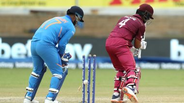 Live Cricket Streaming and Score India vs West Indies 3rd ODI Match: भारत बनाम वेस्टइंडीज 2019 के तीसरे वनडे मैच को आप Star Sports पर देख सकते हैं लाइव