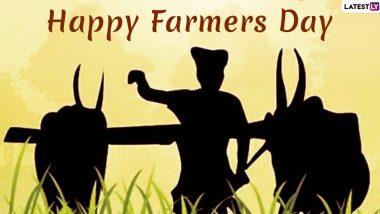 Kisan Diwas 2019: राष्ट्रीय किसान दिवस पर लोगों ने अन्नदाता को ऐसे कहा शुक्रिया, पढ़ें Tweets