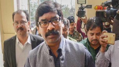 झारखंड: हेमंत सोरेन ने पेश किया सरकार बनाने का दावा, 29 दिसंबर को लेंगे मुख्यमंत्री पद की शपथ