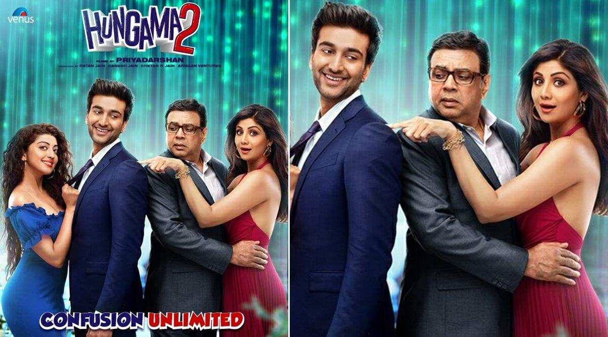 Hungama 2 First Poster: शिल्पा शेट्टी एक बार फिर बॉक्स ऑफिस पर मचाने जा रही हैं हंगामा, फिल्म का फर्स्ट लुक आया सामने