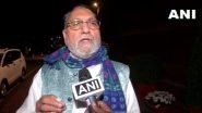 कांग्रेस नेता हुसैन दलवई ने की सनातन संस्था पर प्रतिबंध की मांग, कहा- इनकी हरकत आतंकी संगठन जैसी