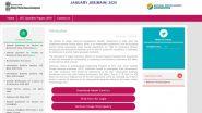 JEE Main Admit Card 2020: एनटीए ने जारी किया एडमिट कार्ड, jeemain.nta.nic.in से ऐसे करें डाउनलोड