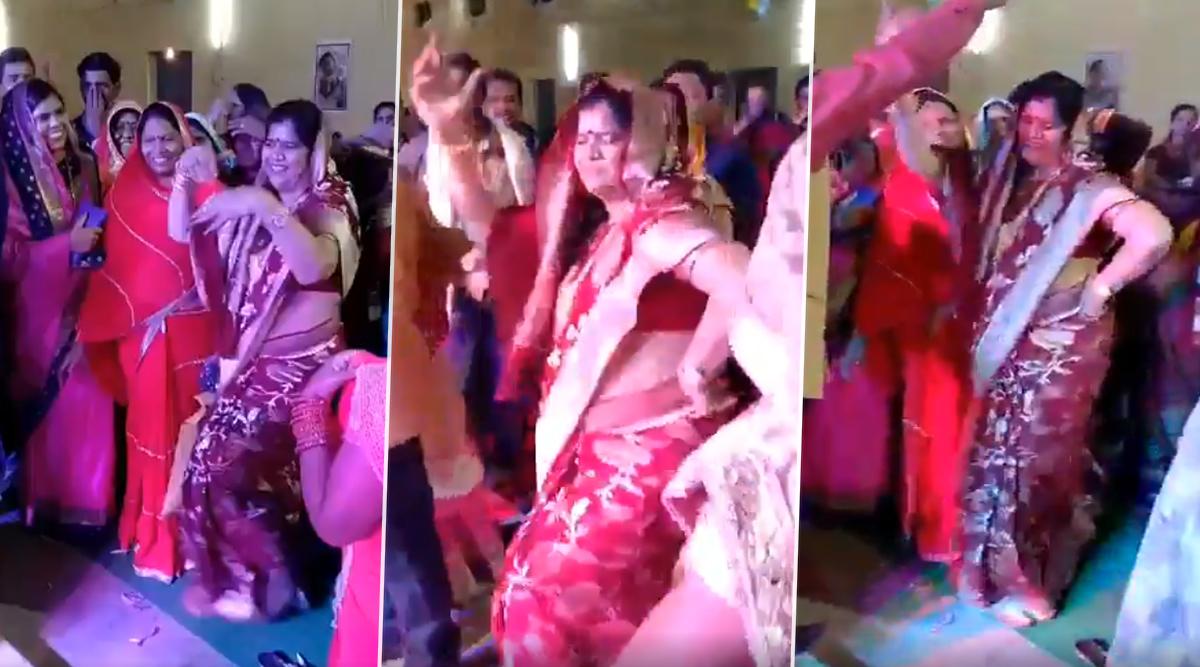 मध्य प्रदेश: मंत्री इमरती देवी ने बॉलीवुड के इस गाने पर जमकर किया डांस, सोशल मीडिया पर वीडियो हुआ वायरल, आप भी देखें