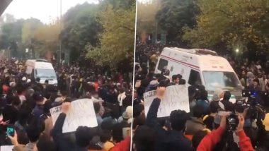 मध्य प्रदेश: कई जगह सीएए विरोधी प्रदर्शन, जबलपुर में पथराव