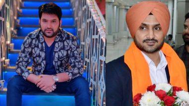 कपिल शर्मा बने पिता तो हरभजन सिंह ने खास अंदाज में दी बधाई