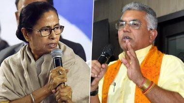 CAA पर बवाल: पश्चिम बंगाल के बीजेपी अध्यक्ष दिलीप घोष का बड़ा हमला, सीएम ममता बनर्जी पर पाकिस्तान की भाषा बोलने का लगाया आरोप