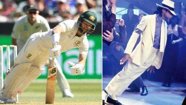 AUS vs NZ 2nd Test Match 2019: खतरनाक यॉर्कर पर मैथ्यू वेड बनें माइकल जैक्सन, देखें तस्वीर