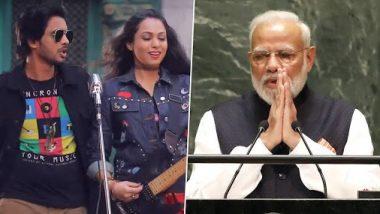 New Year 2020 SONG: मोदी सरकार की उपलब्धियों पर बना गाना, प्रधानमंत्री को भी आया पसंद, देखें वीडियो