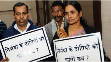 निर्भया कांड, पीड़िता की मां ने राष्ट्रपति रामनाथ कोविंद से दया याचिका खारिज करने की लगाई गुहार, गृह मंत्रालय-दिल्ली सरकार से ठुकराई जा चुकी है याचिका